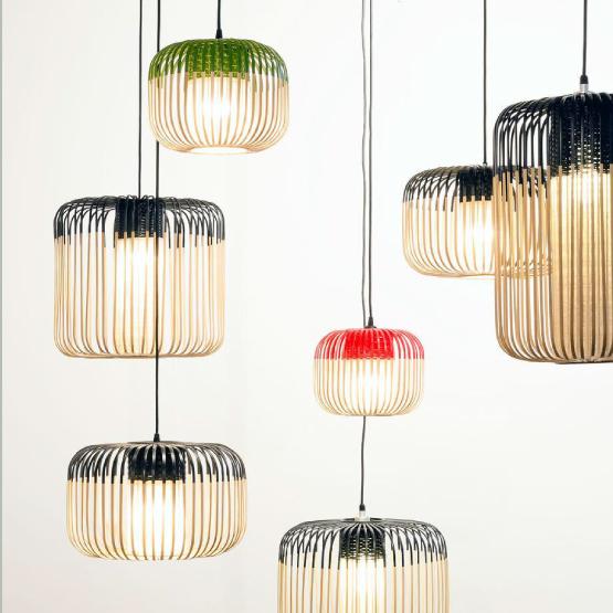 Bamboo light   Forestier Paris